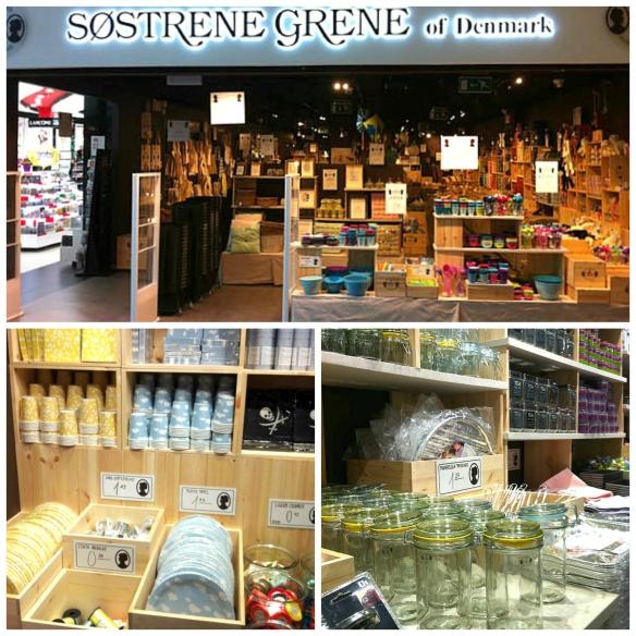 Dónde comprar props en Madrid: Sostrene Grene